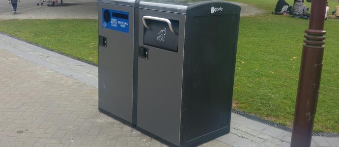 Waste minimisation feedback